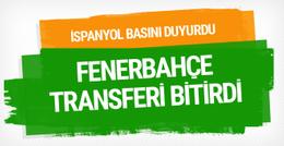 İspanya basını duyurdu! Fenerbahçe transferi bitirdi