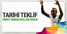 Beşiktaş'tan Anderson Talisca'ya tarihi teklif