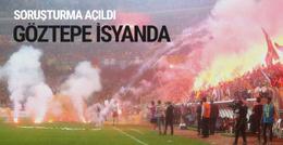 Eskişehirspor maçı için soruşturma başlatıldı Göztepe isyan etti