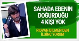 Rıdvan Dilmen'den Kasımpaşa Beşiktaş maçı sonrası ilginç yorum