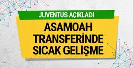 Galatasaray Asamoah transferinde mutlu sona yaklaştı