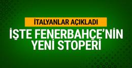 Fenerbahçe yeni stoperini buldu! İşte o isim...
