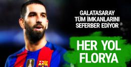 Galatasaray Arda Turan için seferber oldu