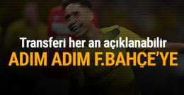 Emre Mor Fenerbahçe'ye geliyor