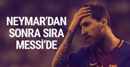 Neymar'dan sonra sıra Messi'de! Serbest kalma maddesi…