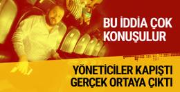 Trabzonsporlu yöneticiyle tartışan Mahmut Uslu alkollü mü?