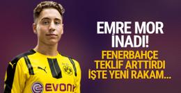 Fenerbahçe'den Emre Mor için yeni teklif