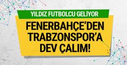Fenerbahçe'den Trabzonspor'a transferde dev çalım