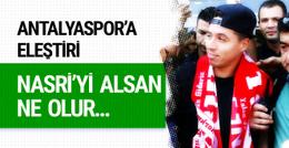 Mehmet Demirkol'dan ağır Nasri yorumu