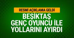 Beşiktaş Oğuzhan Aydoğan'ı kiraladığını açıkladı
