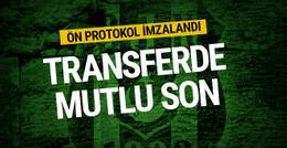 Beşiktaş Vida ile ön protokol imzaladı