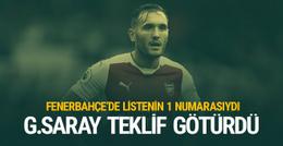 Fenerbahçe istedi Galatasaray teklif götürdü!