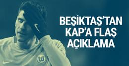 Beşiktaş'tan flaş Mario Gomez açıklaması!