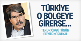 Salih Müslim'i korku sardı! Türkiye Afrin'e girerse...