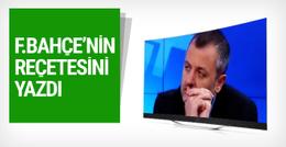 Mehmet Demirkol Fenerbahçe'nin reçetesini yazdı!
