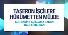 Taşeron kadro için hükümetten son dakika açıklaması