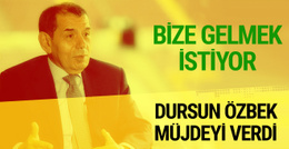 Dursun Özbek Asamoah transferinde müjde verdi