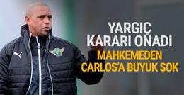 Roberto Carlos'a mahkemeden şok karar!