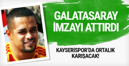 Welliton Galatasaray'a imzayı attı! Ortalık karışacak!