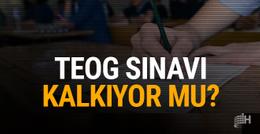 TEOG sınavı kalkıyor mu Erdoğan'dan çarpıcı açıklama
