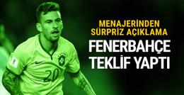 Menajeri açıkladı! Fenerbahçe teklif yaptı