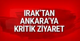Irak Genelkurmay Başkanı Ankara'da