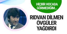 Rıdvan Dilmen'den Igor Tudor'a övgü dolu sözler