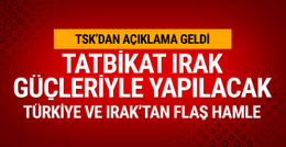 Referandum sonrası Irak ile Türkiye'den kritik hamle
