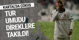 Beşiktaş Malmö UEFA Avrupa Ligi maçı golleri ve geniş özeti