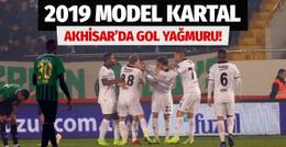 Akhisarspor Beşiktaş maçı golleri ve geniş özeti