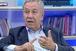 Şamil Tayyar'dan bomba Arınç tweeti!