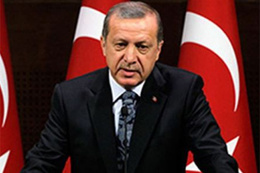 Erdoğan: Kusura bakmayın ısırarak yiyeceğim
