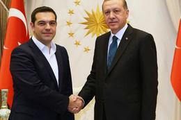 Çipras ve Erdoğan Saray'da buluştu!