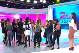 İşte Benim Stilim Azerbaycan kızları podyuma çıktı!