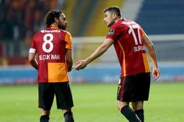 Galatasaray'da Burak-Selçuk gerilimi!