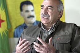 119 teröristi öldürülen Murat Karayılan çıldırdı