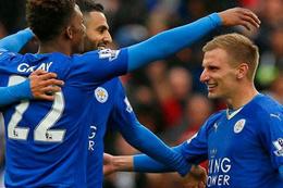 Leicester City 3'te 3 yaptı
