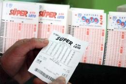 Süper loto sonuçları 20 Ekim MPİ bilet sorgulama!