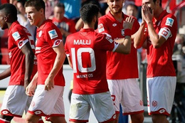 Yunus Mallı'nın golü Mainz'e yetmedi!