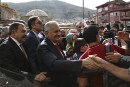 Başbakan Yıldırım'dan İHL ziyareti