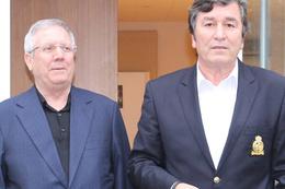 Aziz Yıldırım'ın tehditlerine susan başkana Ertem Şener'den tepki