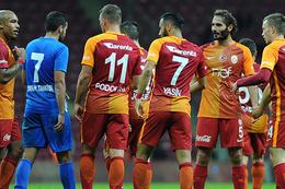 Galatasaray kupada zarara uğradı