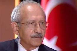 Kılıçdaroğlu'ndan geçmiş olsun telefonu