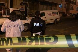 Ataşehir'de sokak ortasında cinayet