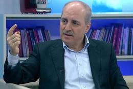 Numan Kurtulmuş: Oklar PKK'yı gösteriyor