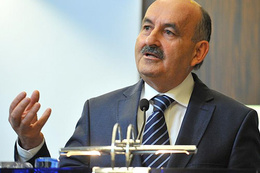Bakan: Bin 300 lira asgari ücret yetersizl!