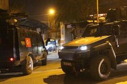 PKK'nın hücre evlerine helikopterli baskın