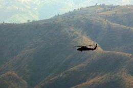 Çukurca'da PKK'lı teröristlerden taciz ateşi