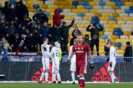 Dinamo Kiev Beşiktaş maçının geniş özeti ve gol yağmuru