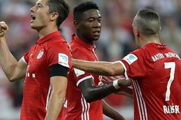 Bayern Atletico engelini tek golle geçti